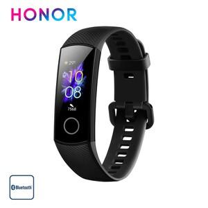 Honor Band 5 · Wasserdicht bis zu 50 Meter · Herzfrequenzmessung, Schlafanalyse · Sportmodi  · Eingangsbenachrichtungen, Smartphone-Finden  · Akkulaufzeit bis zu 14 Tage