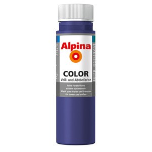Alpina Color Voll- und Abtönfarbe 'Pretty Violet' seidenmatt 250 ml