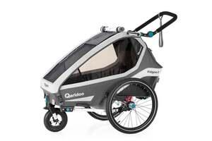 "Qeridoo Kindersportwagen ""Kidgoo1 2020"", grau"