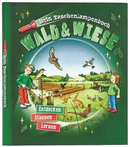 """IDEENWELT Taschenlampenbuch """"Wald & Tiere"""""""