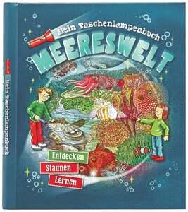"""IDEENWELT Mein Taschenlampenbuch """"Meereswelt"""""""