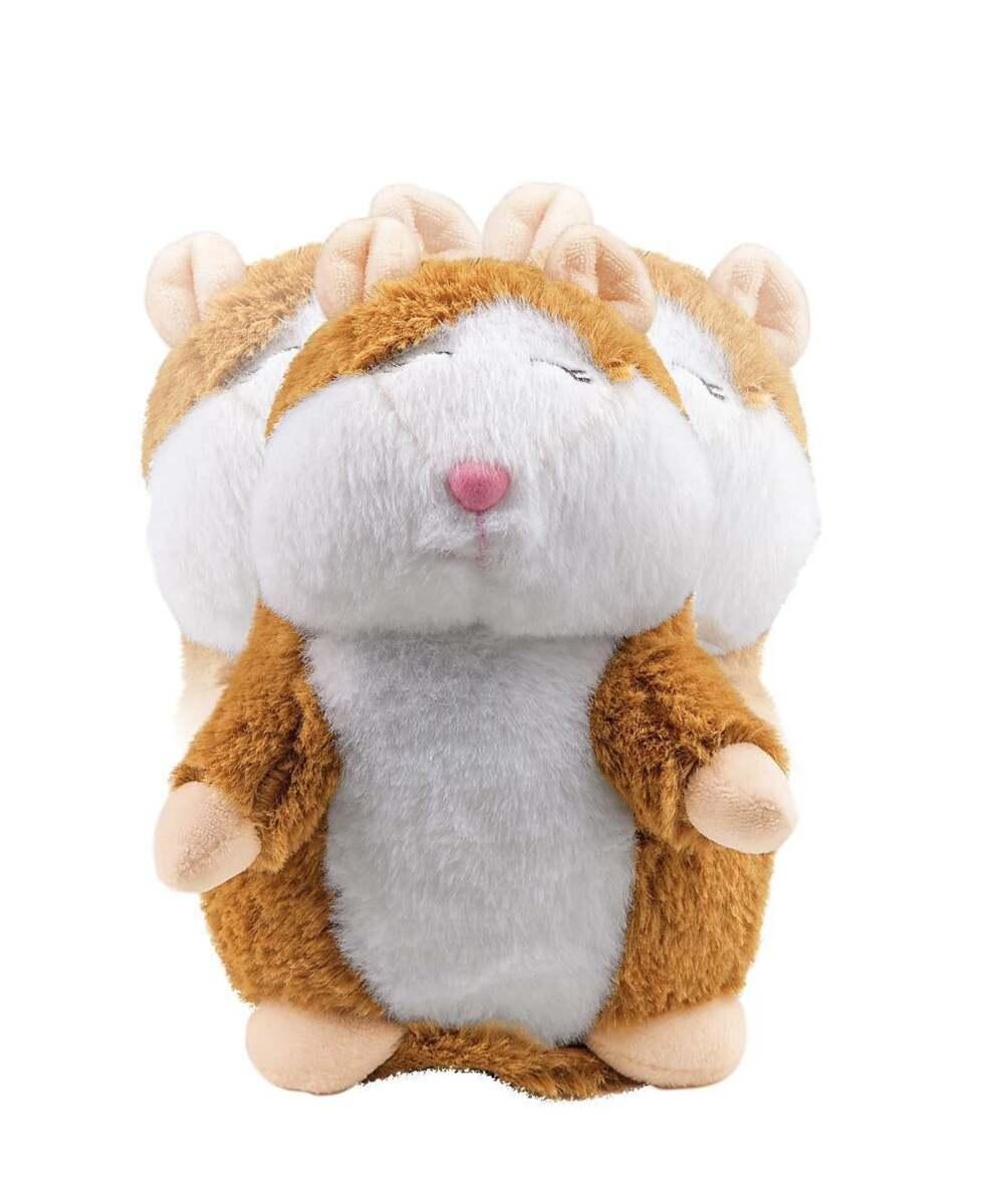 Bild 3 von IDEENWELT Plappertier Hamster