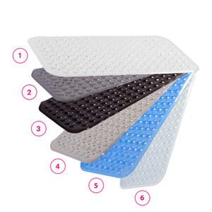 Badewanneneinlage mit Noppen 38 x 70 cm in verschiedenen Varianten