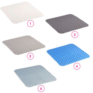 Duscheinlage mit Noppen 53 x 53cm in verschiedenen Varianten