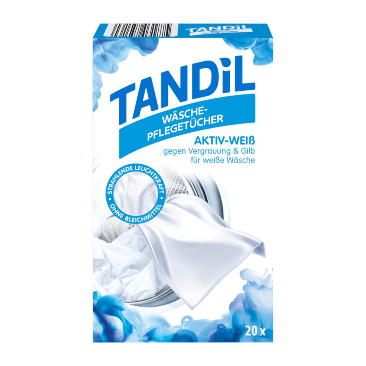 Bild 2 von TANDIL     Wäsche-Pflegetücher