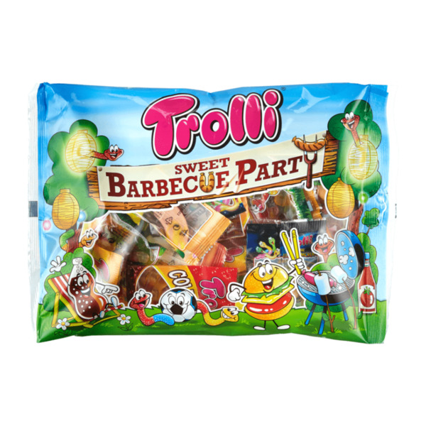 Trolli Sweet Barbecue Party