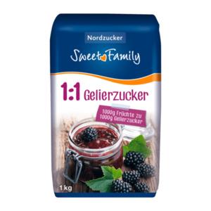 Sweet Family Gelierzucker 1:1
