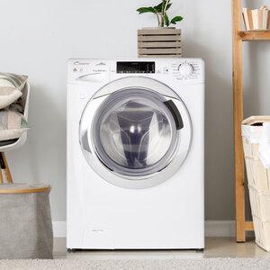 Waschtrockner Candy GVSW G496TWC-84