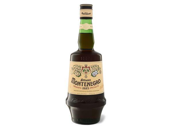 MONTENEGRO Amaro Italiano 23% Vol
