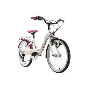 KS Cycling Kinderfahrrad 20'' Dandelion für Mädchen