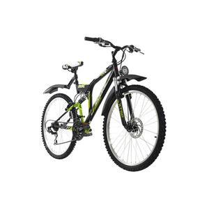 KS Cycling Mountainbike Fully ATB 21 Gänge Zodiac 26 Zoll für Herren