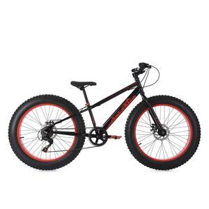 KS Cycling Mountainbike MTB Fatbike SNW2458 24 Zoll für Jungen