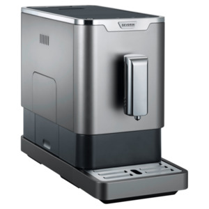 Severin Kaffeevollautomat 8090-142 grau/schwarz