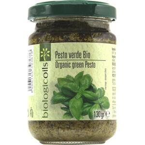 Biologicoils Pesto Verde Bio 130g