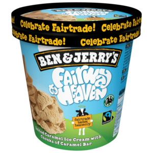Ben & Jerry's Fairway To Heaven 465ml