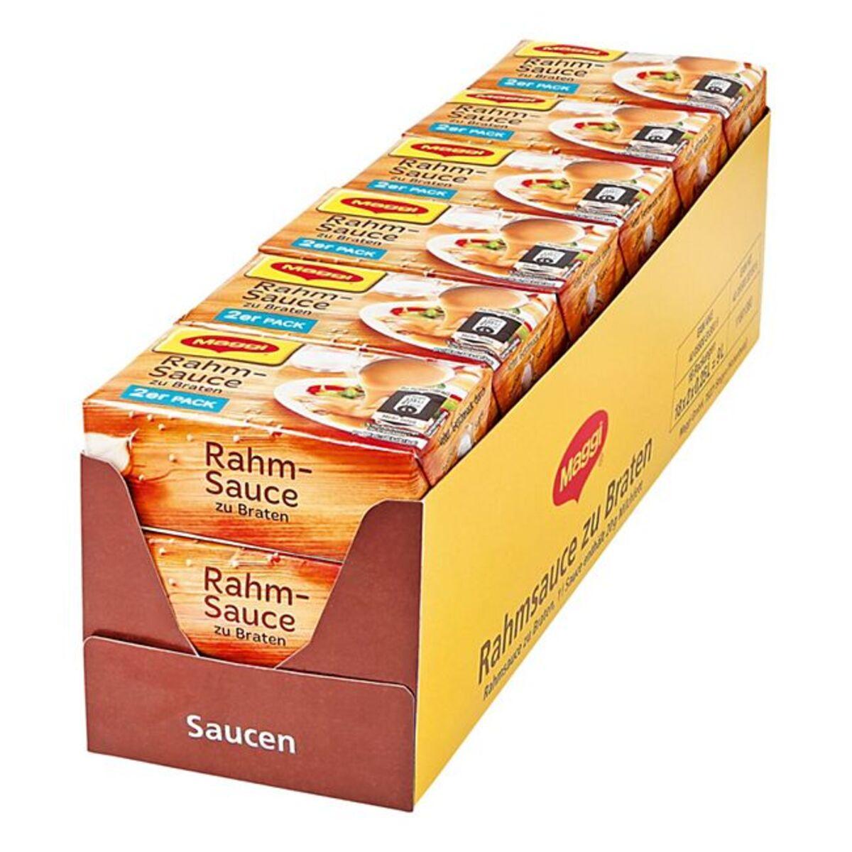 Bild 1 von Maggi Rahmsauce zu Braten ergibt 500 ml, 18er Pack