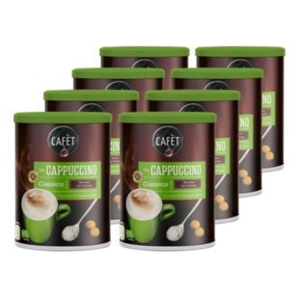 Bild 2 von Cafet Cappuccino Classico 200 g, 8er Pack
