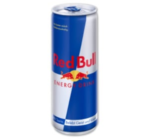 RED BULL Energy oder Simply Cola
