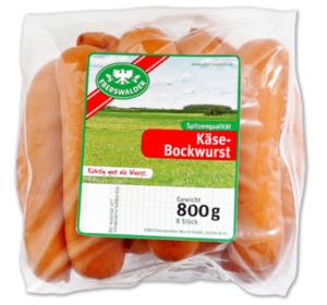 EBERSWALDER Käse-Bockwurst
