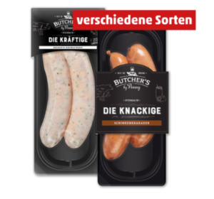 BUTCHER'S Currywurst