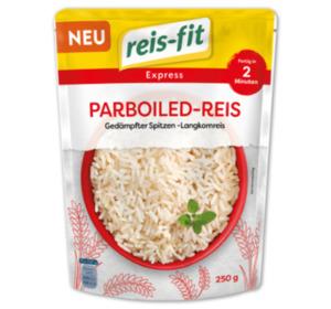 REIS-FIT Parboiled- oder Basmati-Reis