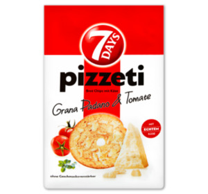 7 DAYS Pizzeti Brotchips