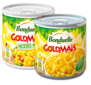 BONDUELLE Goldmais oder Mexiko Mix
