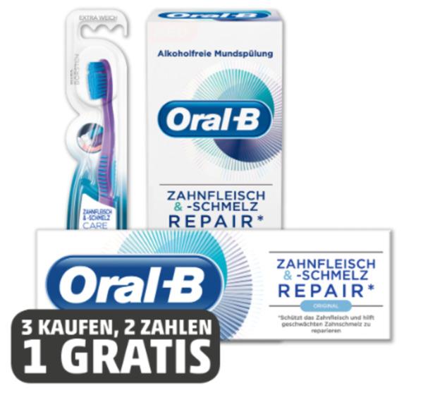 ORAL-B Zahnfleisch & -Schmelz