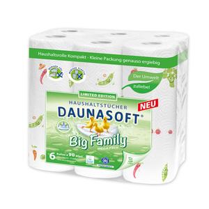 Daunasoft Küchenrollen XXL
