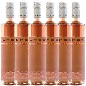 Bree Pinot Noir Rosé 0,75l - 6er Karton