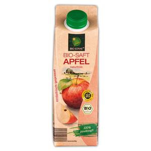 Bio Sonne Bio-Apfel-Direktsaft