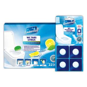 Saubermax WC-Hygiene