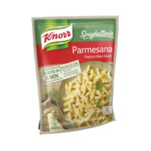 Knorr Spaghetteria Pasta oder Hüttenschmaus