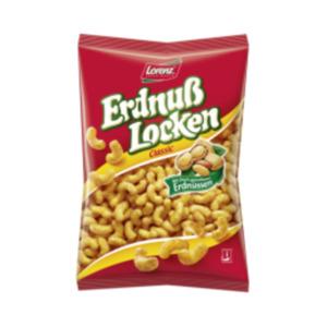 Lorenz Erdnußlocken oder Crunchips