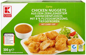 K-CLASSIC  						Chicken Nuggets