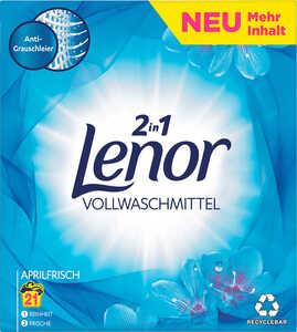 LENOR  Voll- oder Colorwaschmittel