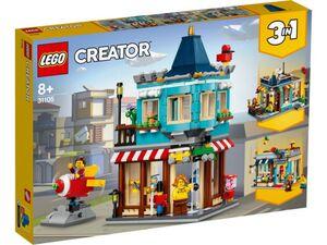 LEGO® Creator 31105 - Spielzeugladen im Stadthaus
