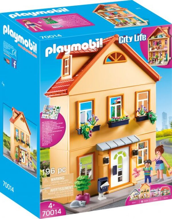 PLAYMOBIL® 70014 - Mein Stadthaus - Playmobil City Life