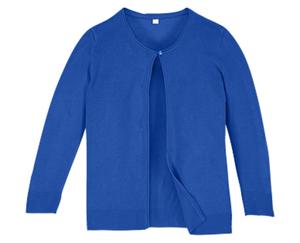 blue motion Feinstrick-Cardigan, klassisch