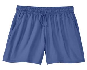 blue motion Viskose-Shorts
