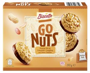 Biscotto Go Nuts