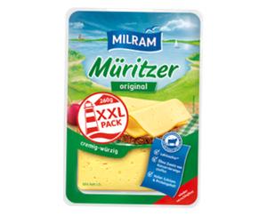 MILRAM Käsescheiben, XXL-Packung
