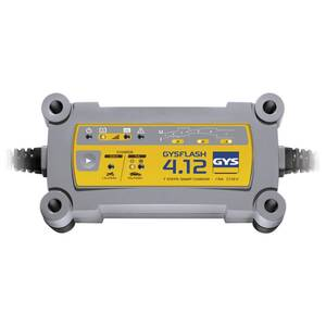 "FLASH intelligente Batterie-Ladegeräte ""4.12"" GYS"
