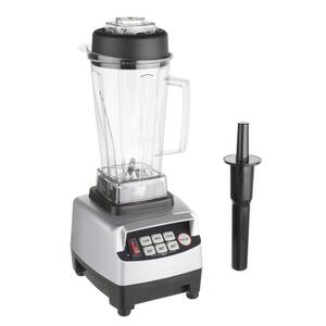 """Standmixer, """"Ultratec Blender"""", 2,0 Liter, Silberfarben, 1500 Watt"""