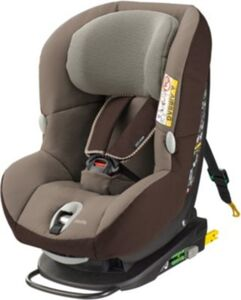 Auto-Kindersitz MiloFix, Earth Brown braun Gr. 0-18 kg