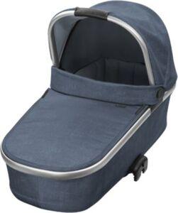 Kinderwagenaufsatz Oria, faltbar, Nomad Blue blau