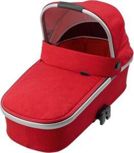 Kinderwagenaufsatz Oria, faltbar, Nomad Red rot