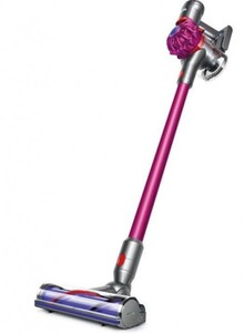 Dyson Akkusauger V7 Motorhead ,  silber/pink