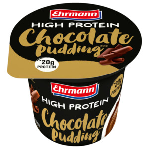 Ehrmann High Protein Pudding oder Joghurt