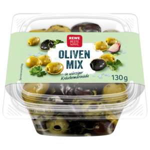REWE Beste Wahl Oliven Mix